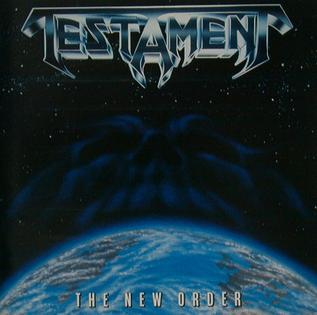 <i>The New Order</i> (album) 1988 studio album by Testament