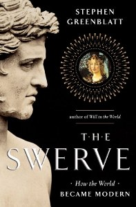 <i>The Swerve</i> non-fiction book by Stephen Greenblatt