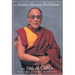 <i>The World of Tibetan Buddhism</i> book by Tenzin Gyatso
