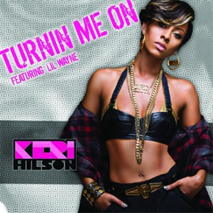 Keri Hilson featuring Lil Wayne — Turnin Me On (studio acapella)