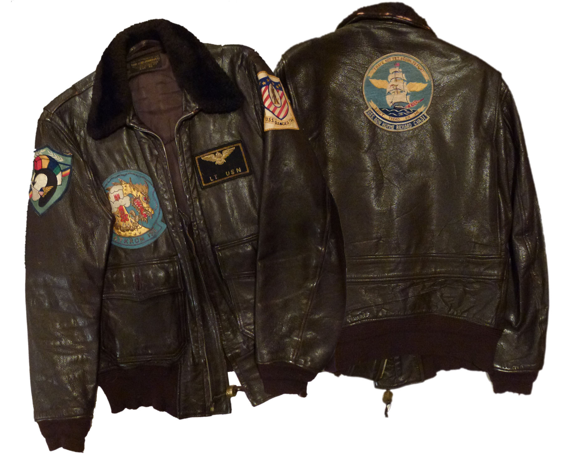 G-1 military flight jacket - Wikipedia