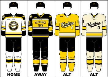 Michigan Tech Huskies Men S Ice Hockey Wikipedia