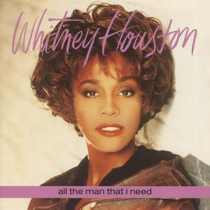 Whitney Houston - All the Man That I Need (studio acapella)