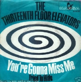 You 39 re gonna miss me song wikipedia for 13th floor elevators electric jug