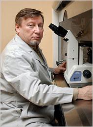 Russian geneticist