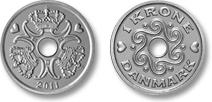 Krone (Danish coin) - Wikipedia