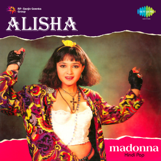 <i>Madonna</i> (Alisha Chinai album) 1989 studio album by Alisha