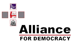 National Alliance for                    Democracy