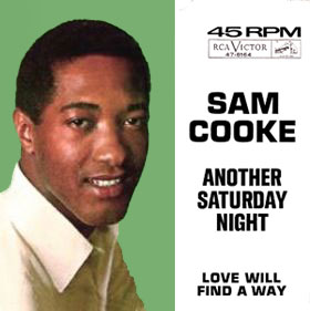 Another Saturday Night 1963 Sam Cooke single