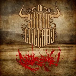 <i>Rattlesnake!</i> 2008 studio album by A Static Lullaby