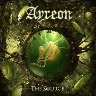 <i>The Source</i> (Ayreon album) 2017 studio album by Ayreon