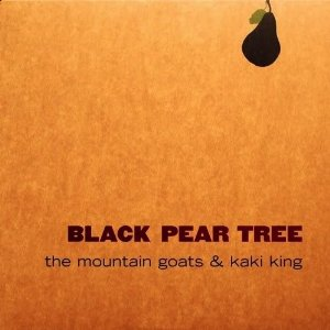 <i>Black Pear Tree EP</i> 2008 extended play by The Mountain Goats