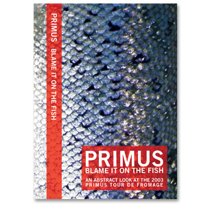 <i>Blame It on the Fish</i> album by Primus