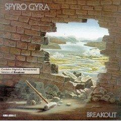 <i>Breakout</i> (Spyro Gyra album) 1986 studio album by Spyro Gyra