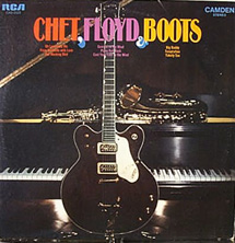 <i>Chet, Floyd & Boots</i> 1971 studio album by Chet Atkins, Floyd Cramer and Boots Randolph