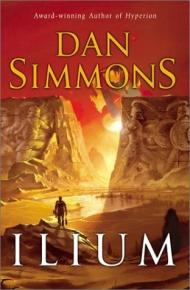 Illium Book Cover