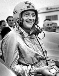 Donald Campbell English racecar driver and land & water speed record holder