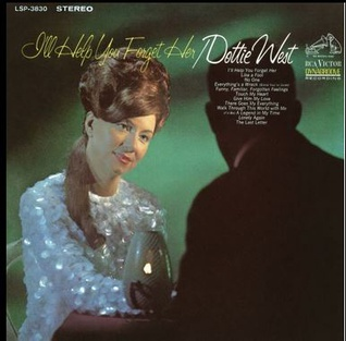 <i>Ill Help You Forget Her</i> 1967 studio album by Dottie West