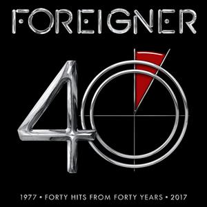 <i>40</i> (Foreigner album) 2017 compilation album by Foreigner