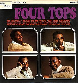 Four Tops (album)