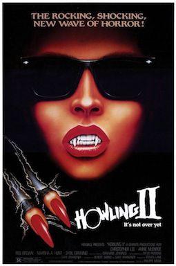 File:Howling II poster.jpg