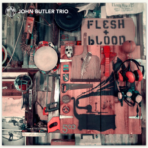 <i>Flesh & Blood</i> (John Butler Trio album) 2014 studio album by John Butler Trio