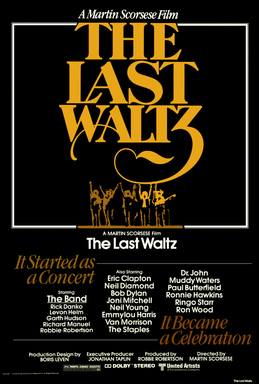 The Last Waltz Wikipedia