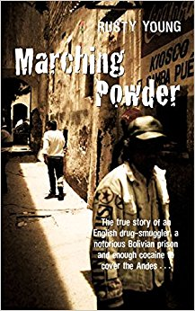 book marching powder