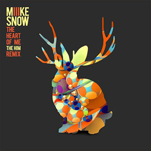 The Heart of Me (song) 2016 song by Swedish indie pop band Miike Snow