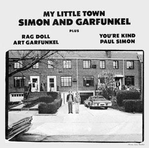 My Little Town 1975 single by Simon & Garfunkel