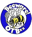 New York OTBzz logo used from 1995 to 1998.
