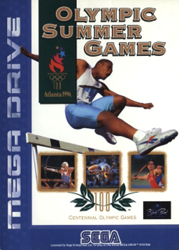 Olympic Summer Games (video game)