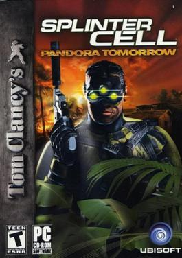 Picture of a game: Tom Clancy's Splinter Cell: Pandora Tomorrow