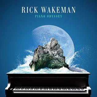 <i>Piano Odyssey</i> 2018 studio album by Rick Wakeman