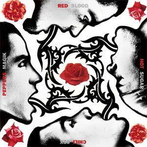 Red Hot Chili Peppers album cover