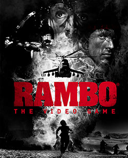<i>Rambo: The Video Game</i> 2014 video game