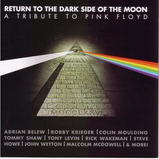 <i>Return to the Dark Side of the Moon</i> 2006 studio album (tribute album) by Billy Sherwood