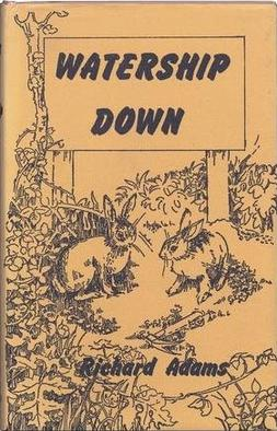 Watership Down, por Richard Adams