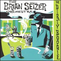 Image result for dirty boogie brian setzer orch image