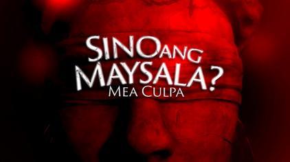 Sino ang Maysala?: Mea Culpa - Wikipedia