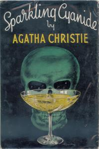 Image:Sparkling Cyanide First Edition Cover 1945.jpg
