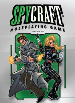 Spycraft 2 Rulebook