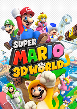 Super Mario 3D World - Wikipedia