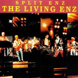 <i>The Living Enz</i> 1985 live album by Split Enz