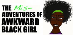 The Mis-Adventures of Awkward Black Girl (logo).png
