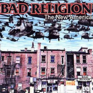 <i>The New America</i> 2000 studio album by Bad Religion