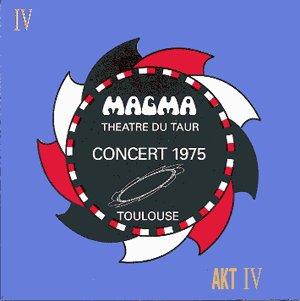 <i>Theatre Du Taur Concert, 1975</i> live album by Magma