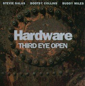 <i>Third Eye Open</i> (Hardware album) 1992 studio album by Hardware