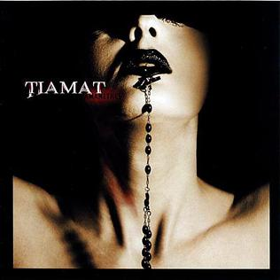 <i>Amanethes</i> 2008 studio album by Tiamat