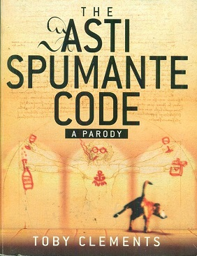 Toby Clements - The Asti Spumante Code A Parody.jpeg